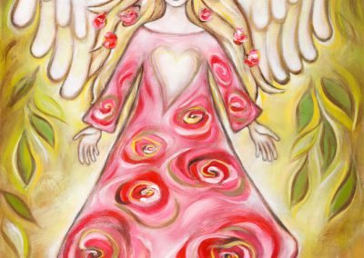 Engel van liefde