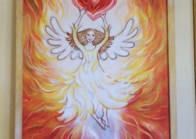 Engel van passie