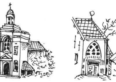 Fryske Fermanje, illustratie voor kerkblaadje